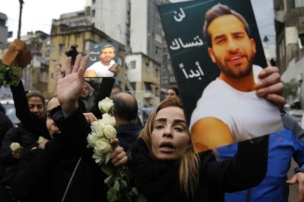 Reina Saldırısında Ölen Kişiye Havai Fişekli Cenaze Töreni Yapıldı