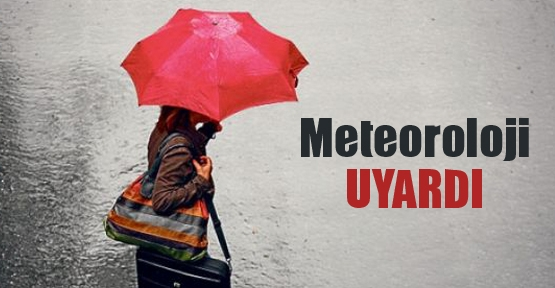 Meteoroloji Uyardı..Yılın en kuvvetli ayağışı geliyor
