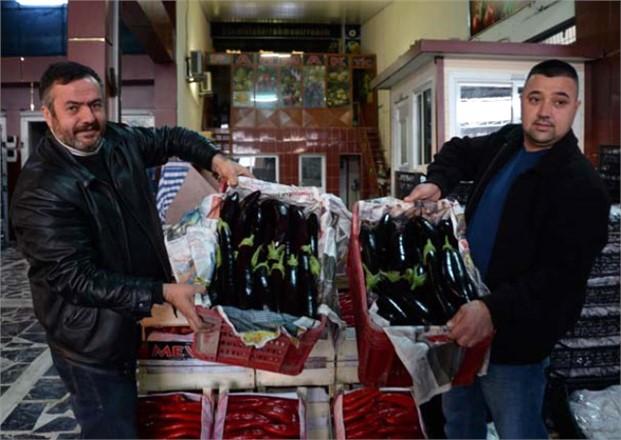 Mersin'de Selden Sonra Sebze Fiyatı Piliç Fiyatına Ulaştı