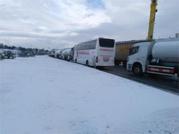 Mersin Tarsus Pozantı Otoyolu Ulaşıma Açıdlı