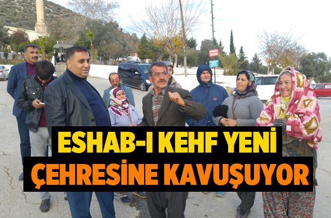 Eshab-ı Kehf'de Çevre Düzenlemesi Yapılıyor