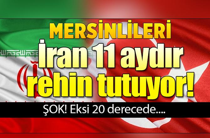 İran Mersinli TIR'ları 11 Aydır Rehin Tutuyor