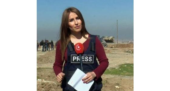 Musul'da mayına basan ünlü gazeteci hayatını kaybetti
