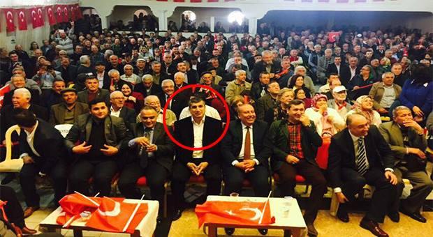 """HAYIRCI""LARIN TOPLANTISINDA MHP'Lİ BİR İLÇE BAŞKANI!"