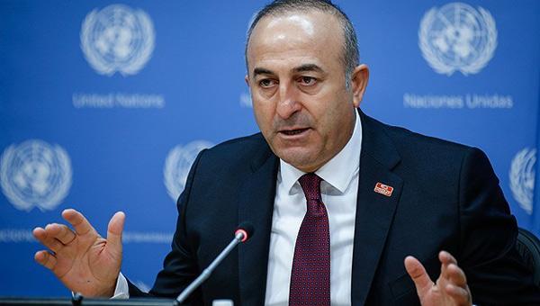 Bakan Çavuşoğlu: YPG ile karşılaşırsak vururuz