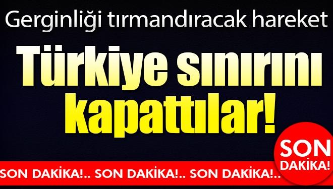 Türk gazetecilerin ülkeye girişini izin vermiyor