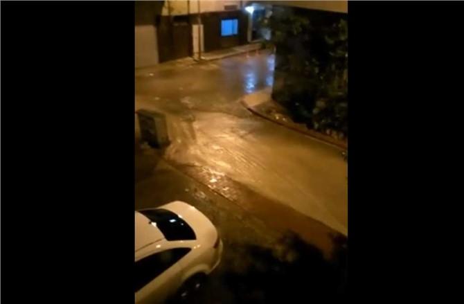 Mersin'de Yağış Gece Yarsısı Başladı, 14 Nisan Cuma Günü Okullar Tatil Olur Mu?
