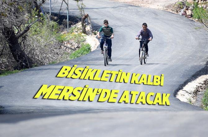 Mersin, Bisiklet Turuna Hazır