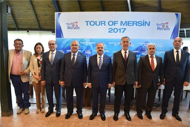 Uluslararası Bisiklet Turu 'Tour Of Mersin' Programı Belli Oldu