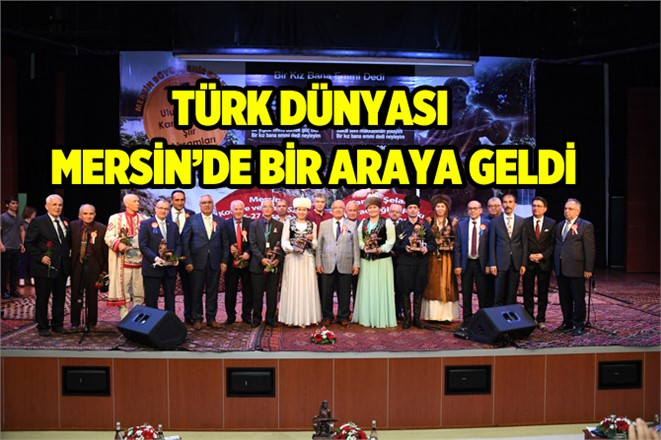 """Başkan Kocamaz, """"Dört Gündür Türk Dünyası Karacaoğlan Etrafında Birleşti"""""""
