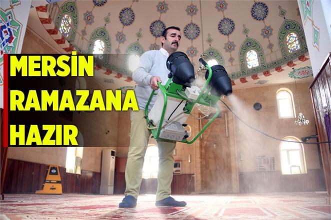 Büyükşehir Ramazan Ayına Hazır
