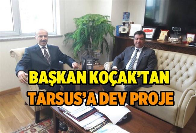 Tarsus'a Gıda İhtisas Organize Sanayi Bölgesi Kurulacak