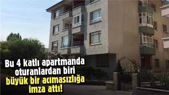 Bir apartmanda havalandırma