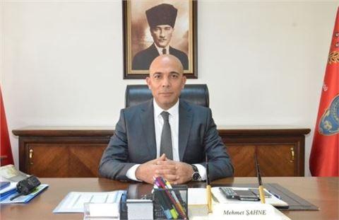 İl Emniyet Müdürü Mehmet Şahne'nin Ramazan Bayramı Mesajı