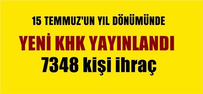 692 Sayılı KHK, İhrac Edilenler