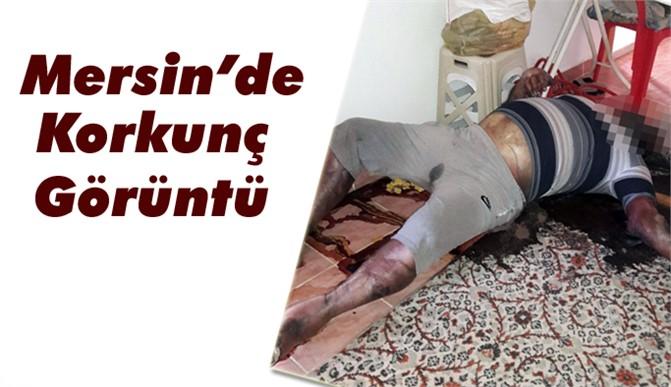 Mersin'de Korkunç Görüntü
