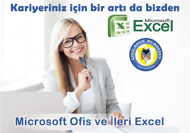 Excel'i öğrenin İşinizi Garantiye Alın! Kayıtlar Başladı. Geç Kalmayın, Son 3 Gün!