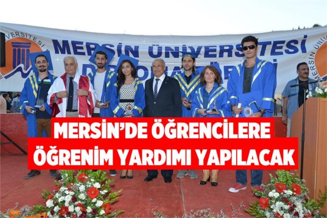 Mersin'de Öğrencilere Öğrenim Yardımı Başvuruları Başlıyor