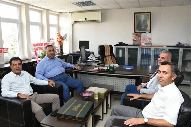 Tarsus TSO Başkanı Koçak'tan Bir Dizi Ziyaret