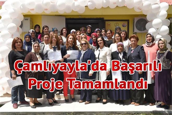 Çamlıyayla'da Başarılı Proje Tamamlandı, Tarsus Yarenlikte Sergi ve Satış Yeri Açılacak