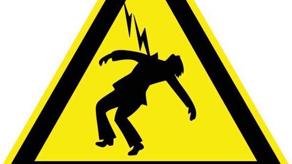 Bozyazı'da Bir İşçi Elektrik Akımına Kapılarak Ağır Yaralandı