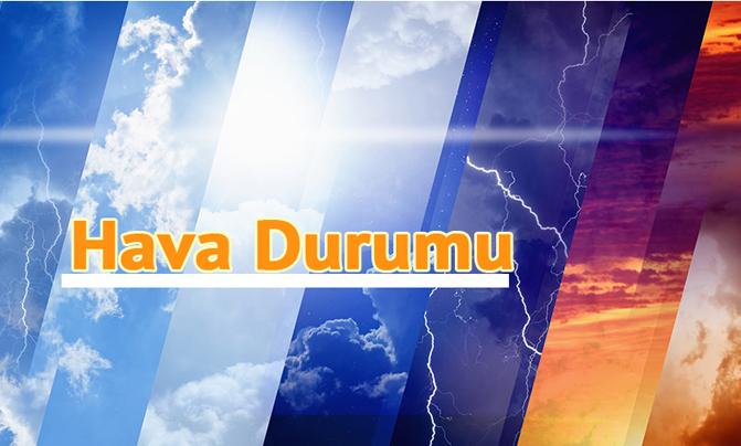 Adana Hava Durumu, 5 Günlük Detaylı Hava Durumu (Adana 25 Eylül Pazartesi)