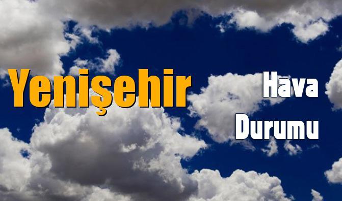Yenişehir Hava Durumu (5 Günlük)