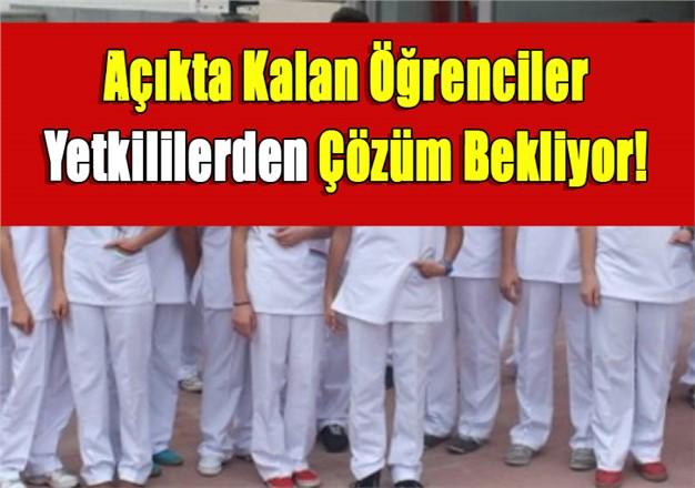 Tarsus'ta Staj Yeri Bulamayan ve Açıkta Kalan Öğrenciler Geç Mezun Mu Olacak!
