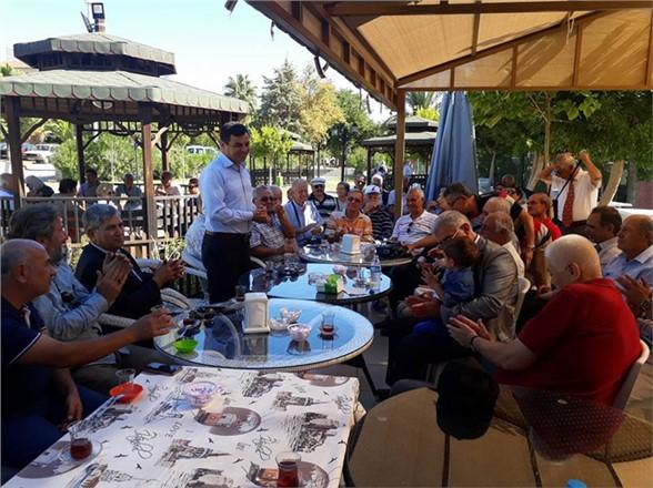 Mersin Anamur'da Astsubaylar Günü Törenle Kutlandı