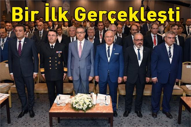 """Mersin'de Bir İlk: """"Ulusal Bilgi Güvenliği Zirvesi"""""""