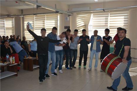 Hükümlülere Türk Halk Müziği Konseri