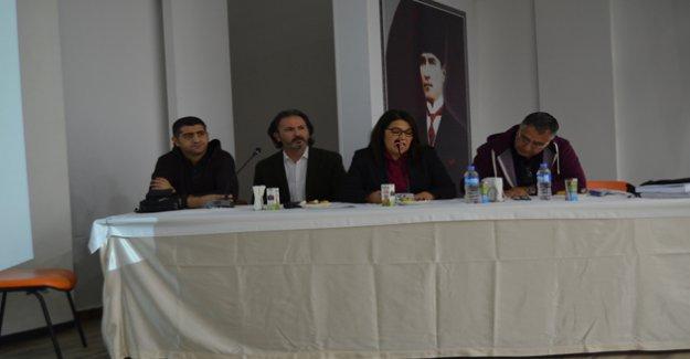 Silifke'de Bilgilendirme Toplantısı, Göksu Irmağı HES Toplantısı Yapıldı