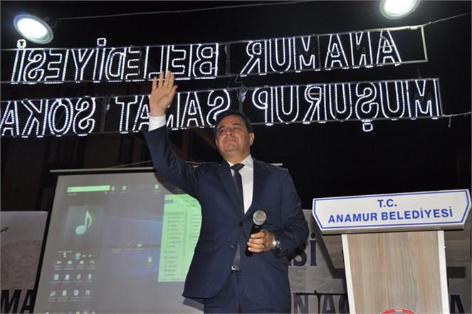 Anamur Belediyesi Danışmanlık Merkezi Açıldı