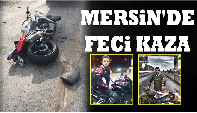 Motosiklet Kazasında 2 Genç Hayattan Koptu