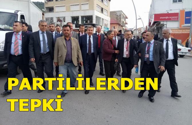 CHP'li Partililerden Talay ve Parti Yöneticilerine Tepki