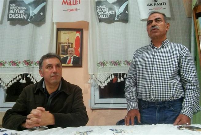 AK Parti Çamlıyayla Yeni İlçe Başkanı Göreve Başladı