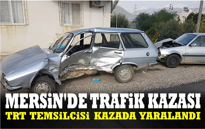 Mersin'de Korkutan Trafik Kazası