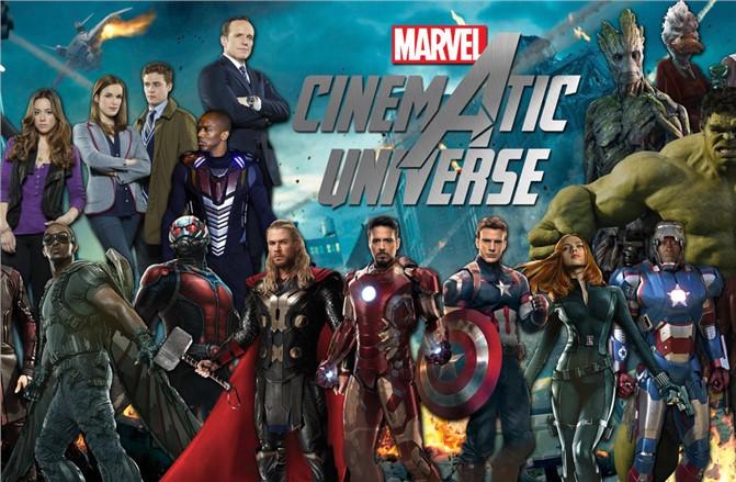 Marvel Tutkunları Buraya