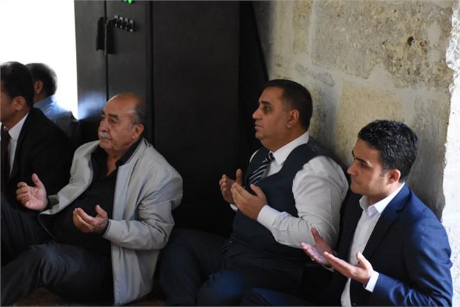 Tarsus Belediyesi Şehit Ozan Olgu Köreke İçin Mevlid Okuttu