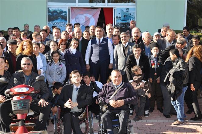 3 Aralık Dünya Engelliler Günü'nü Tarsus'ta Kutladı