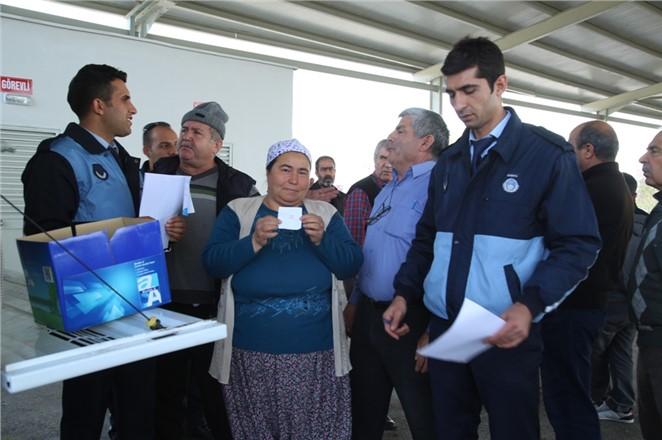 Pazaryeri Sevinci,Erdemli Belediyesinden Beldelere Hizmet Sürüyor