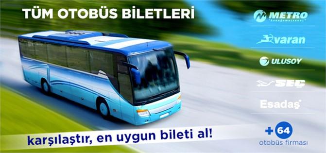 Otobüs bileti mi arıyorsunuz? Online bilet siteleri Hizmetinizde!