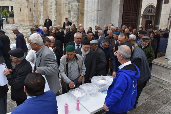 Tarsus Belediyesi, Şehitler İçin Mevlit Okutuldu