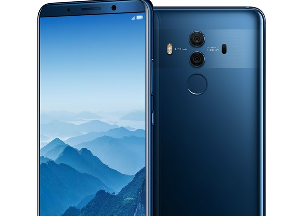 Huawei Mate 10 Pro 2017 Yılının En Beğenilen Akıllı Telefonu Seçildi