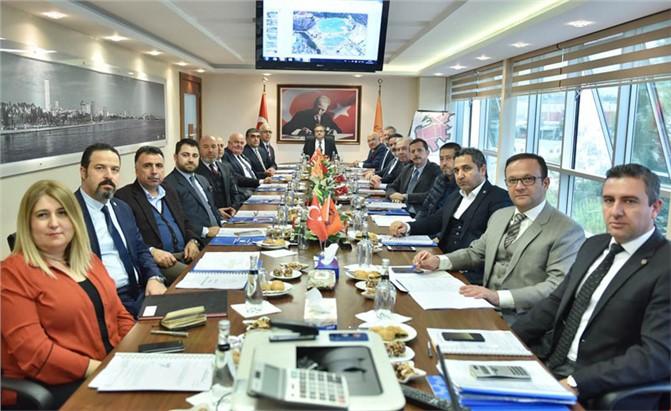 Mersin-Tarsus OSB Müteşebbis Heyeti 2017 Yılı Son Toplantısı