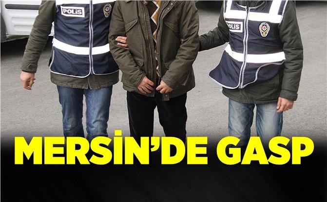 Mersin'de Çaldılar, Adana'da Yakalandılar