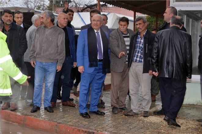 Mersin'de Sel Riskine Karşı Önlemini Aldı