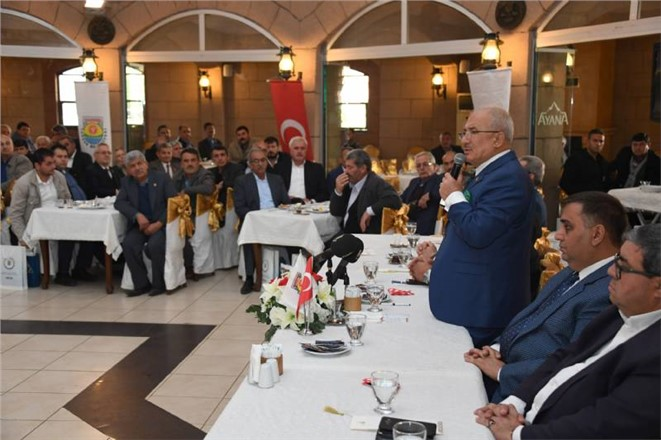 Mersin Büyükşehir Belediye Başkanı Kocamaz'dan Çarpıcı Açıklamalar