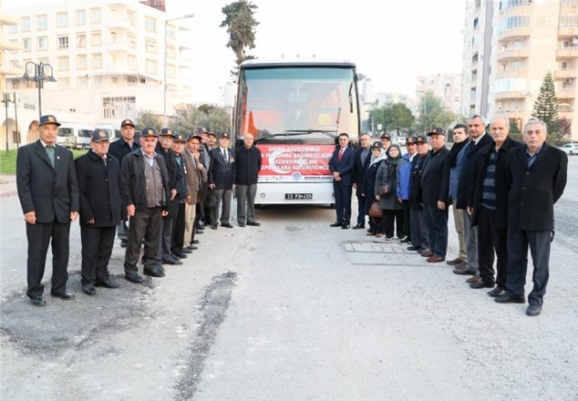 Büyükşehir'den Kıbrıs Çıkarması