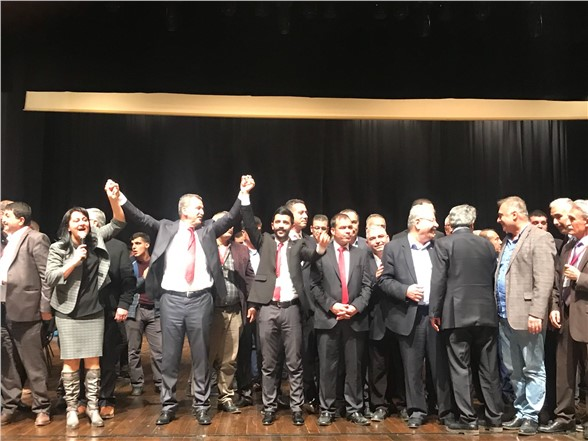 CHP Mersin İl Başkanlığı Seçimi Tamam, Başkan Adil Aktay Oldu